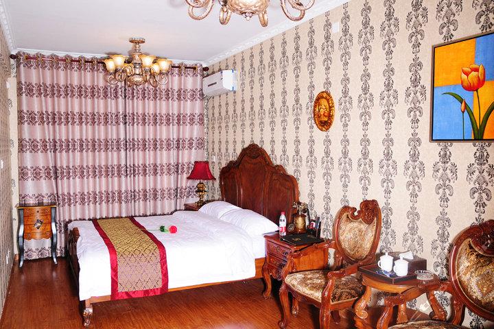 西安大唐乐和主题酒店(欧式大床房)