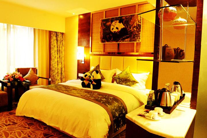 成都熊猫王子文化酒店