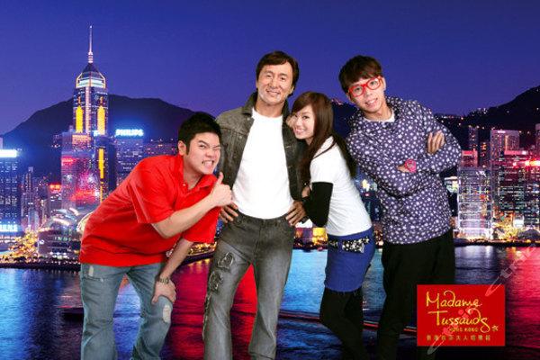 香港太平山顶套票(往返缆车+摩天台)团购-香港