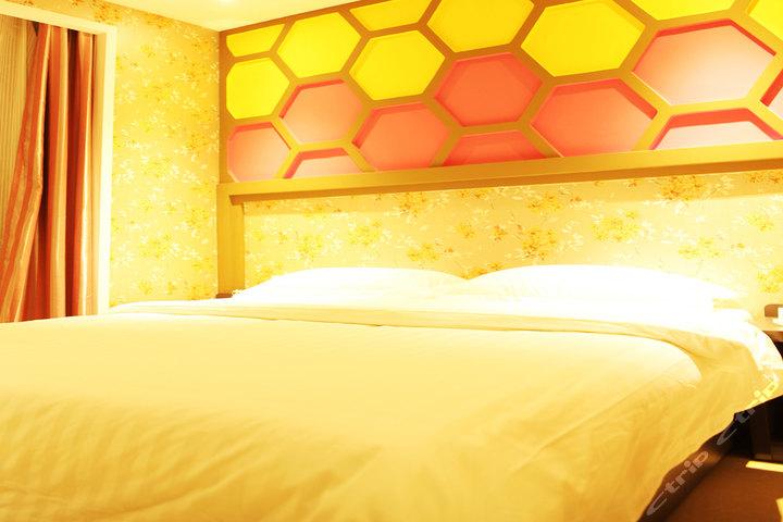 白城美客美家宾馆(大床房)
