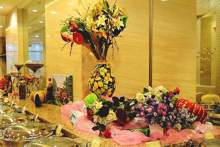 【体育中心/天河城/跑马场】青岛世贸海悦大酒店