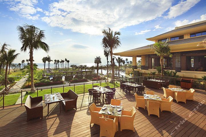 海口鸿洲埃德瑞皇家园林酒店 万宁神州半岛喜来登度假