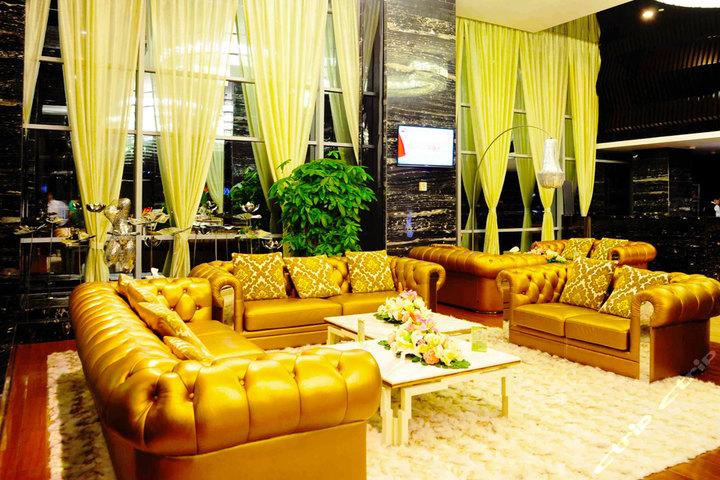 广州粤安大酒店(豪华双床房+2张长隆动物园门票)