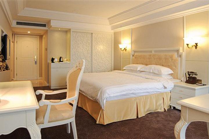 厦门唐代尔酒店—欧式商务房(双床)