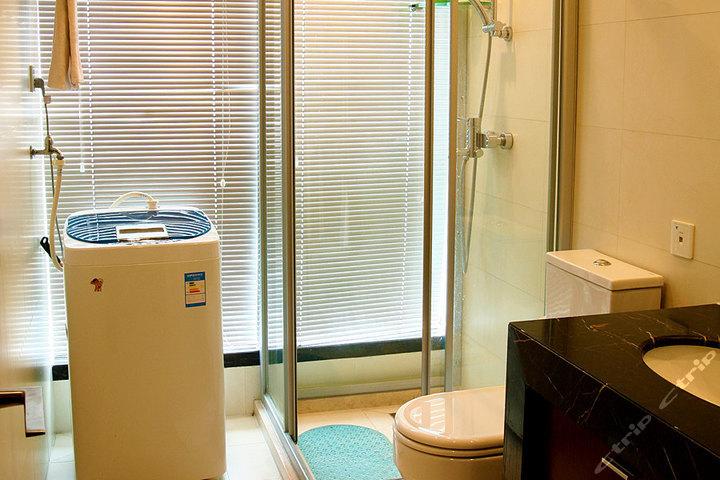 杭州西湖柒号酒店式公寓(西湖店)- 洗手间