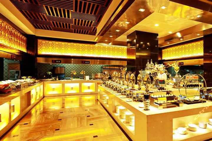 北京海德温泉酒店—自助餐厅