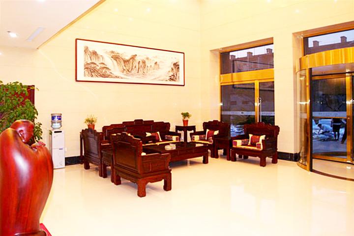 潍坊嘉韵精品酒店-前台