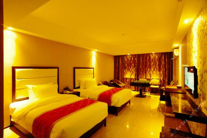金水湾国际大酒店(桂林八里街店)(麻将房)