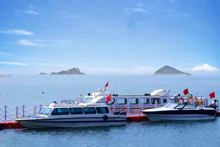 神龙仙岛海上主题公园一日游