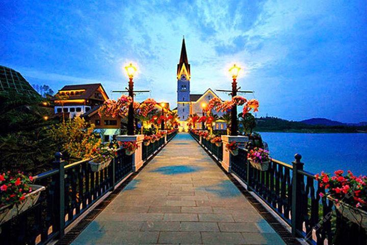 惠州凯泉高尔夫度假酒店-高尔夫景观房 真人cs套票