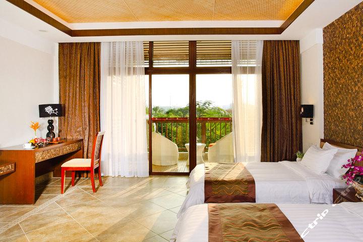 三亚南田温泉好汉坡凯莱度假酒店—经典房