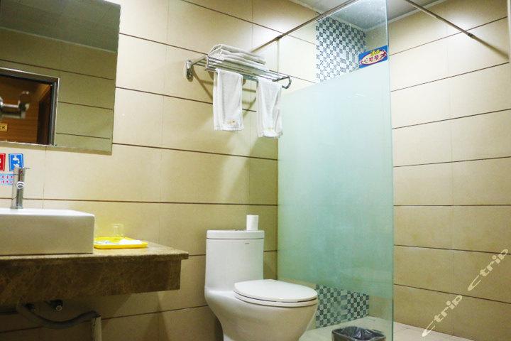 十堰金上海商务宾馆(单间-3小时)