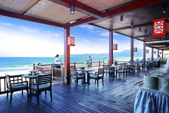 三亚亚龙湾红树林度假酒店—第一线海景餐厅