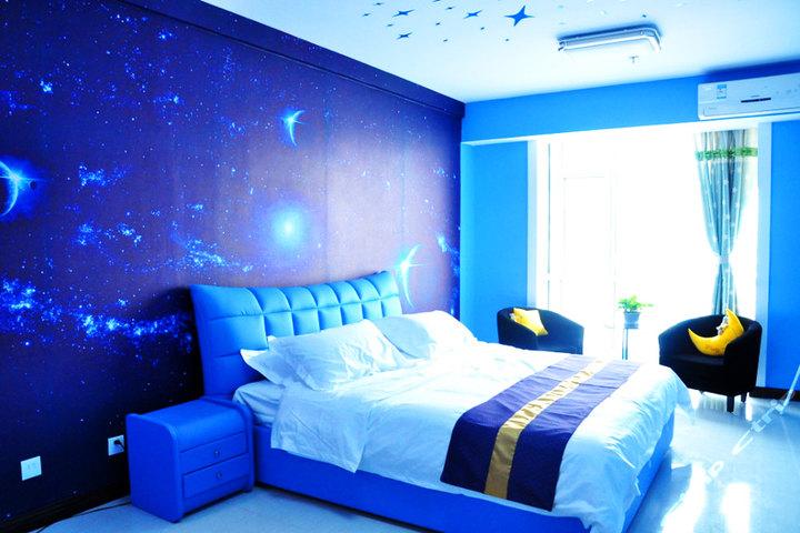 卧室星空装修效果图