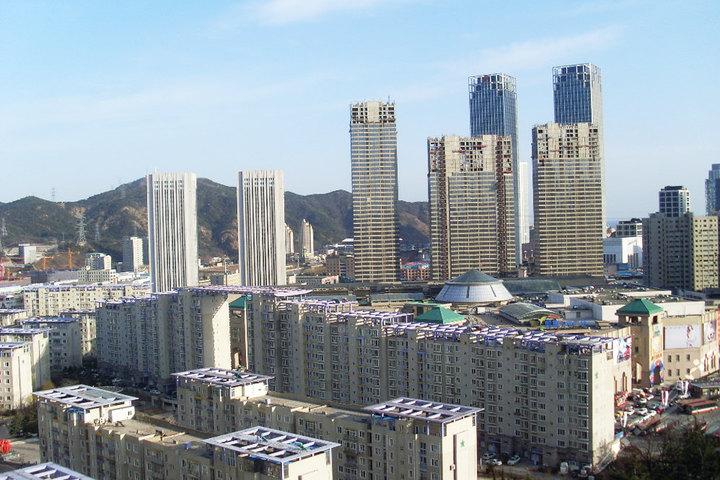 大连星海豪庭酒店公寓(时尚观景房-9月)