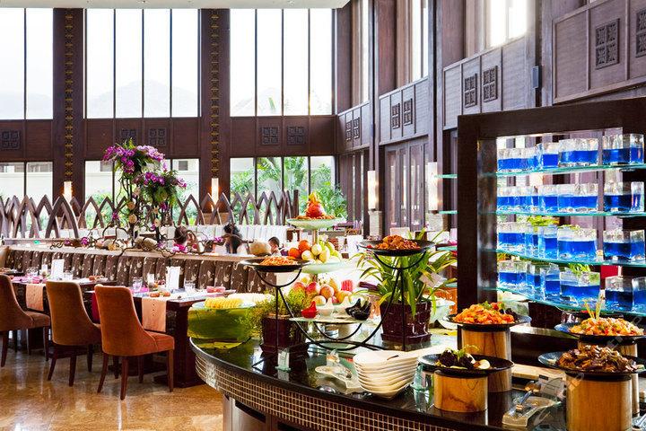 三亚亚龙湾铂尔曼度假酒店—餐饮