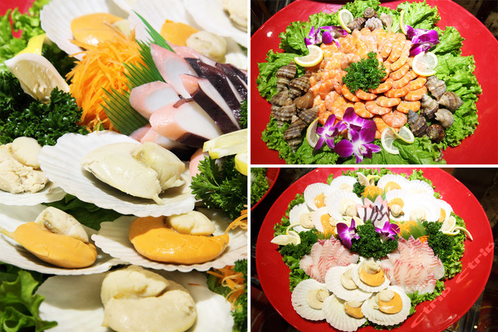 北京西国贸大酒店(海鲜自助晚餐)团购北京餐饮娱乐