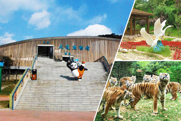 7折原价: ¥ 【大连】大连森林动物园(电子票),包含熊猫馆,泰国