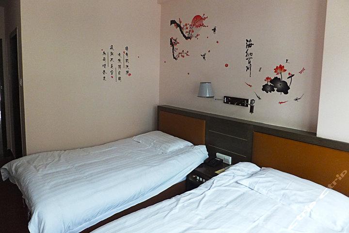武夷山橄榄园宾馆(标准间)