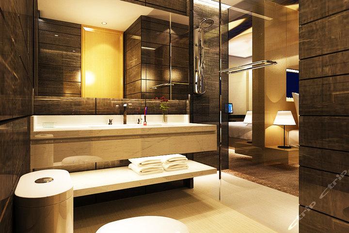 武汉希克酒店—卫生间