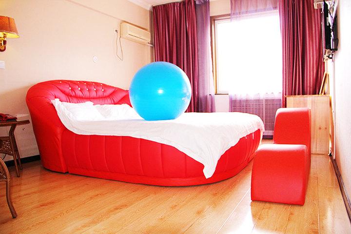 承德鑫河宾馆文章主题大床房情趣许老湿情趣测评图片