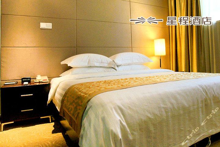 张家港友和城市酒店(标准房)