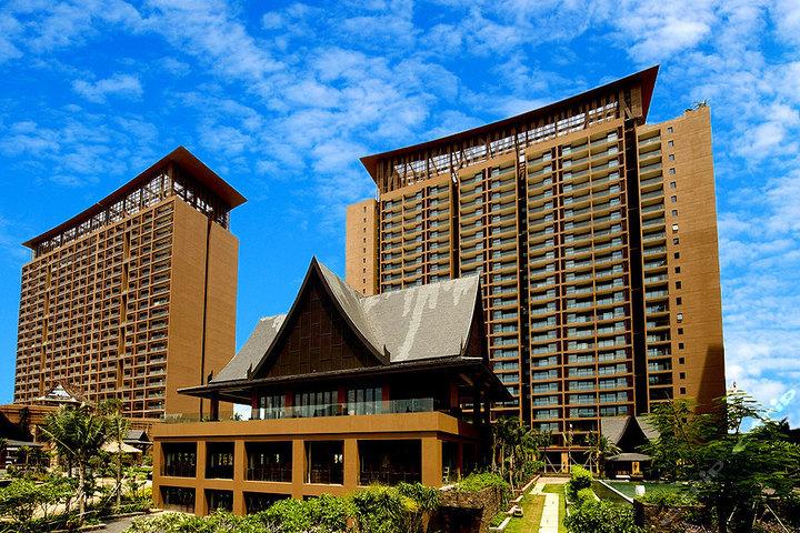 三亚湾红树林度假世界(菩提酒店-高级房)