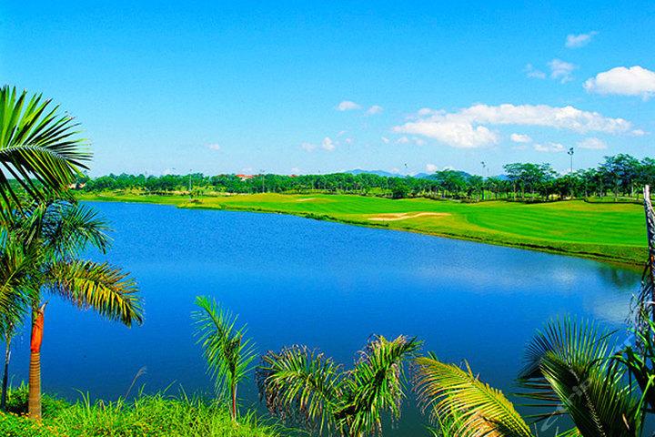 惠州凯泉高尔夫度假酒店—高尔夫球场