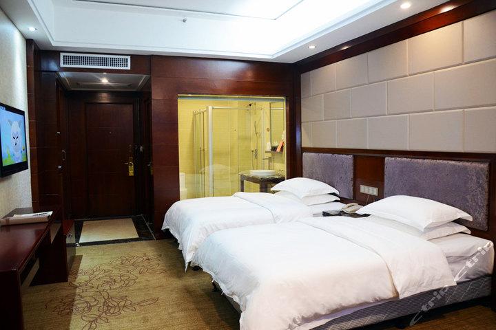 永州滨湖大酒店(高级双人间)