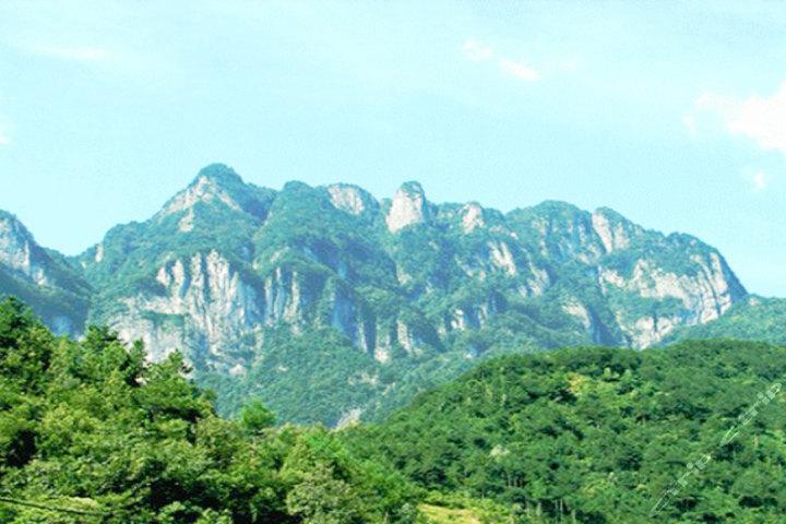 商洛天竺山国家森林公园(门票1张)