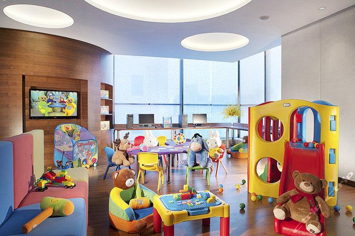 豪景—儿童活动室