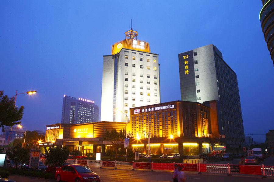 常熟虞城大酒店主楼商务单人/主楼商务标准