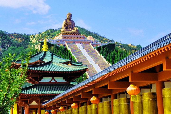 龙口南山旅游景区