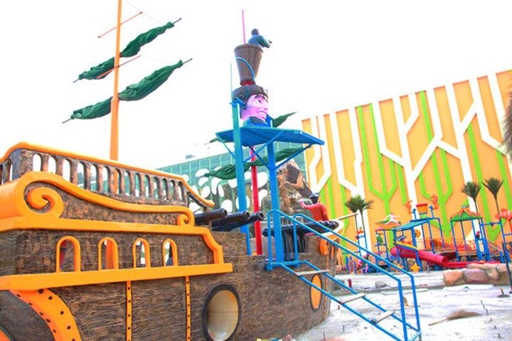 【南通探险王国门票团购】南通探险王国水上乐园(儿童
