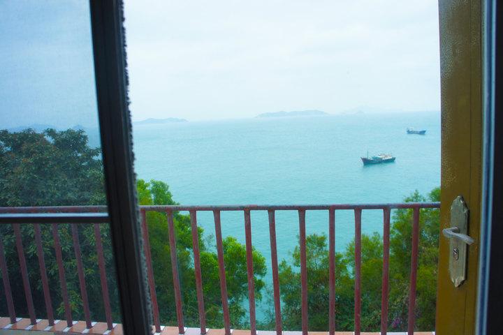 珠海外伶仃岛相思林度假山庄