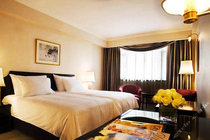 香港海港城五星酒店4店通用(标准房)团购-酒店