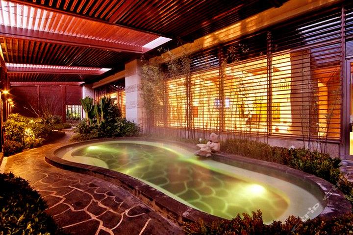 【无锡】尊享无锡雷迪森广场酒店标准房1晚 2份早餐 2张灵山元一温泉