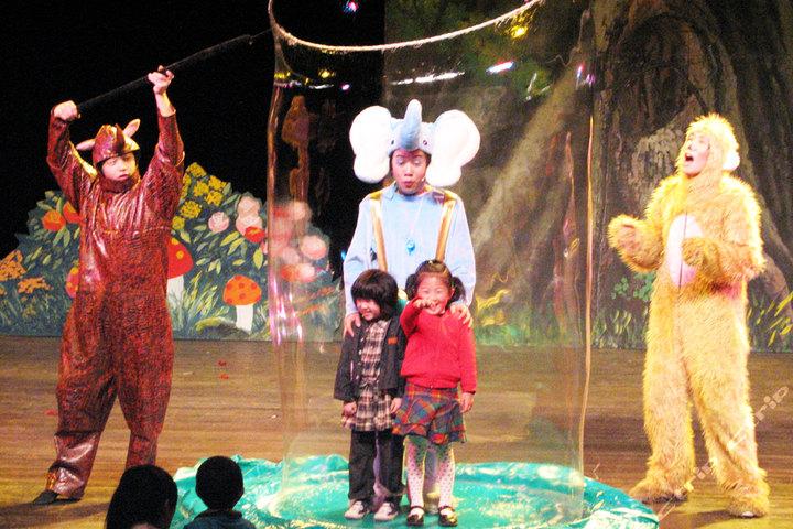 上海叮当儿童剧 白雪公主与七个小矮人