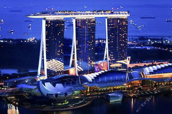 海外游-新加坡滨海湾金沙大酒店