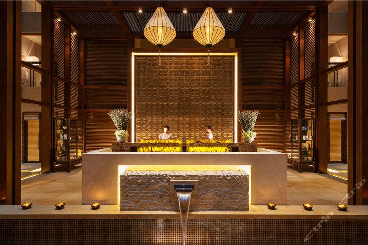 北京四季酒店(芳香精油按摩 下午茶)