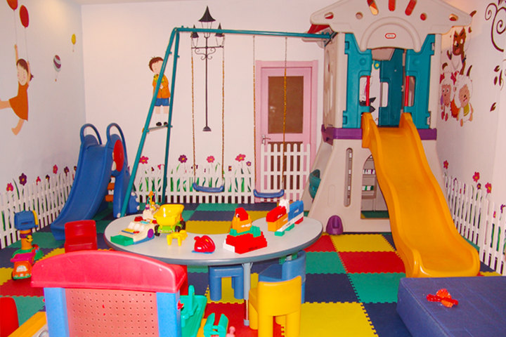 三亚湾假日酒店—室外儿童乐园