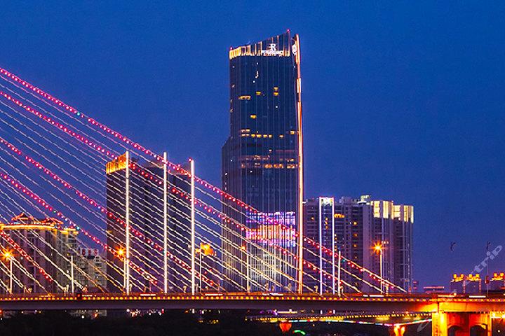 惠州富力万丽酒店—外观