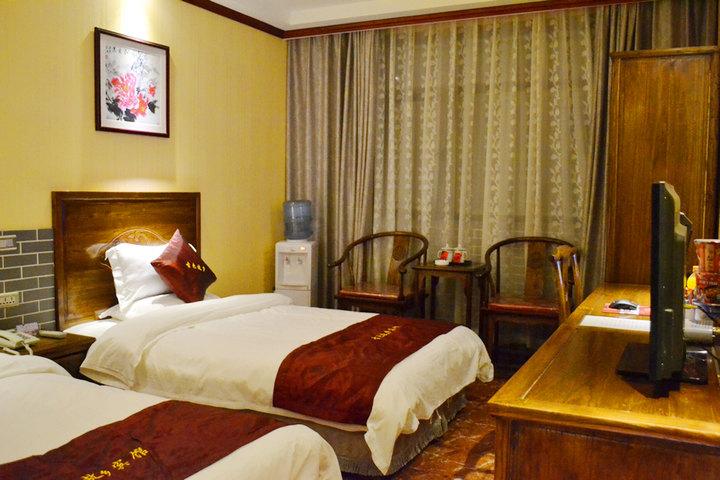 西安古色天马酒店
