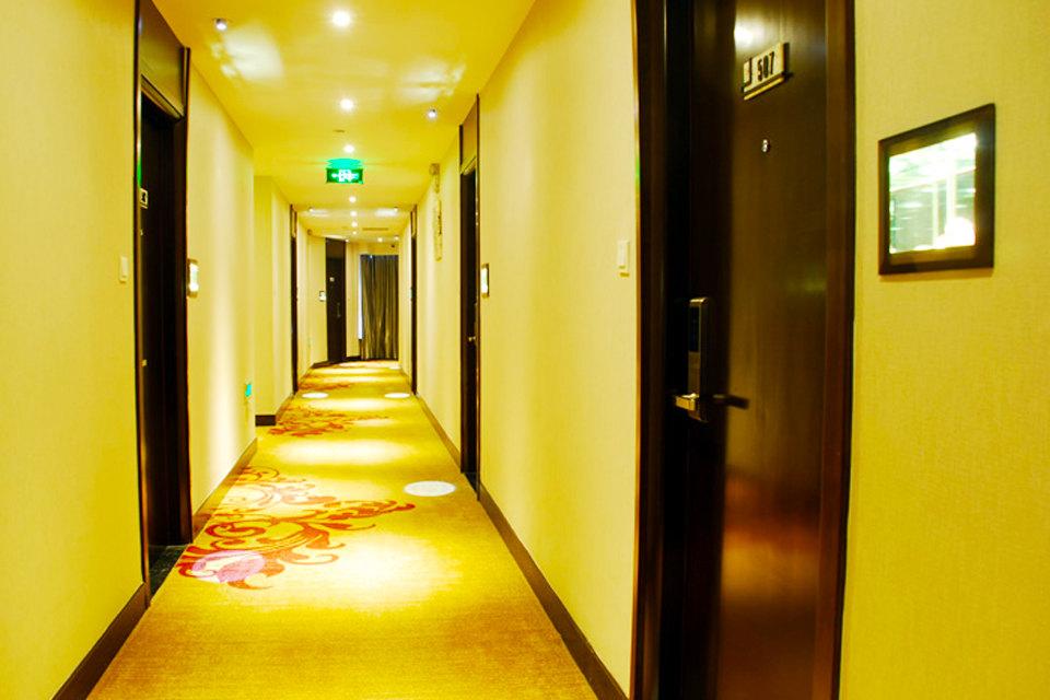 胜利油田金岛酒店(青岛极地海洋世界店)(海景房)