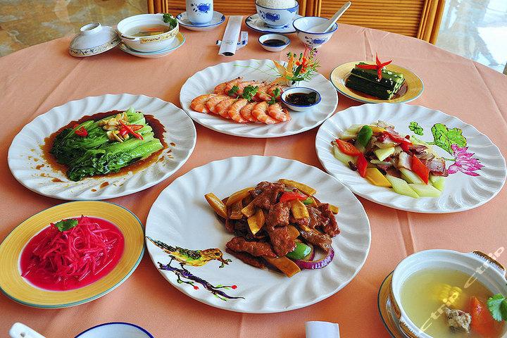 三亚椰林滩大酒店-双人丰盛晚餐