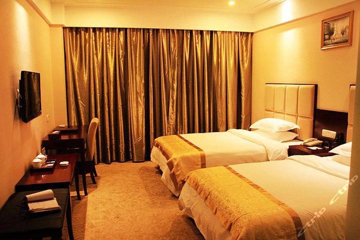 吉安锦湖大酒店(含早-商务标间)