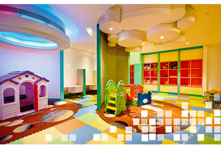 酒店—儿童乐园