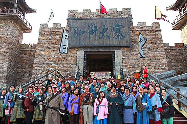 东平湖高中名胜区2015安排辽宁风景寒假图片