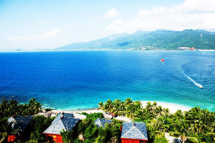 三亚分界洲岛海钓会所岸礁亲海房 门票套餐