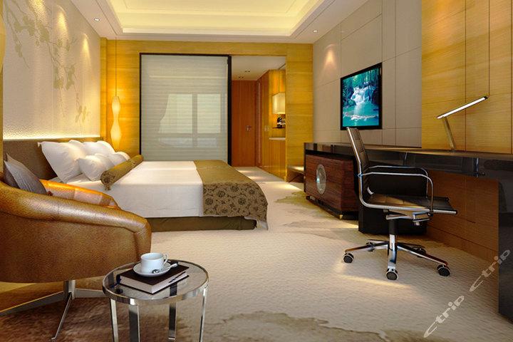 常州明都紫薇花园酒店—高级客房(双床)